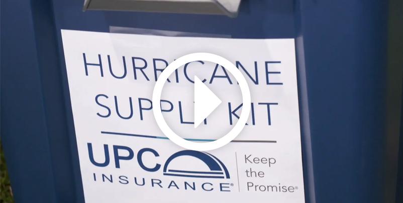 UPC Insurance Hurricane Supply Kit