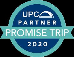 UPC Partner Promise Trip 2020 Logo